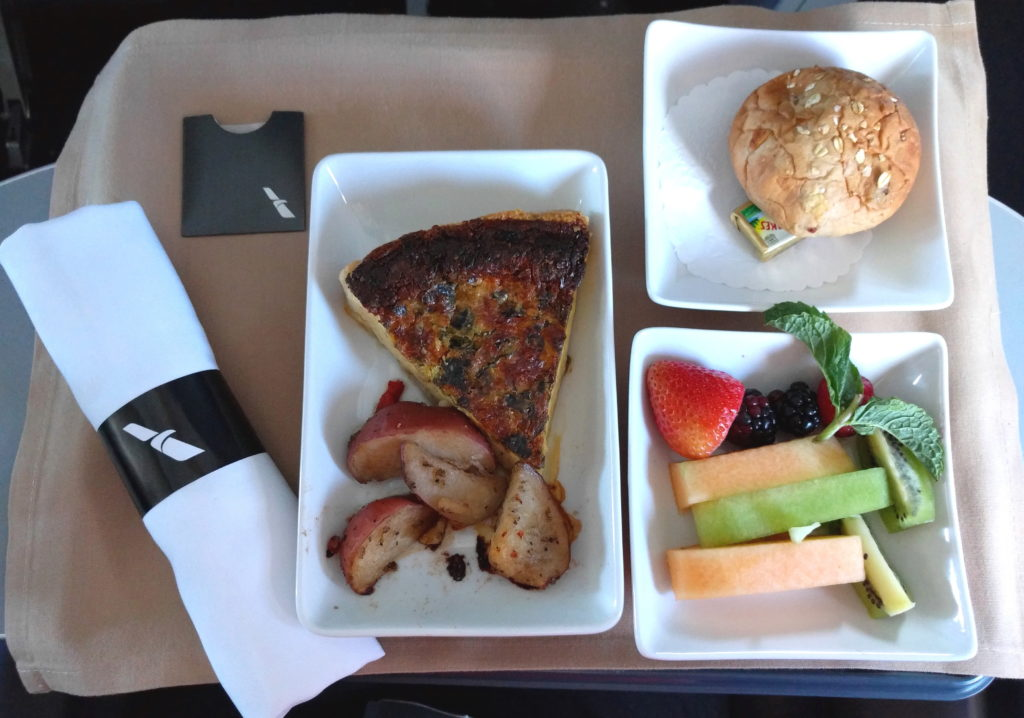 Getting to Chile with Award Travel on AA and Plane Review - SFO to CLT