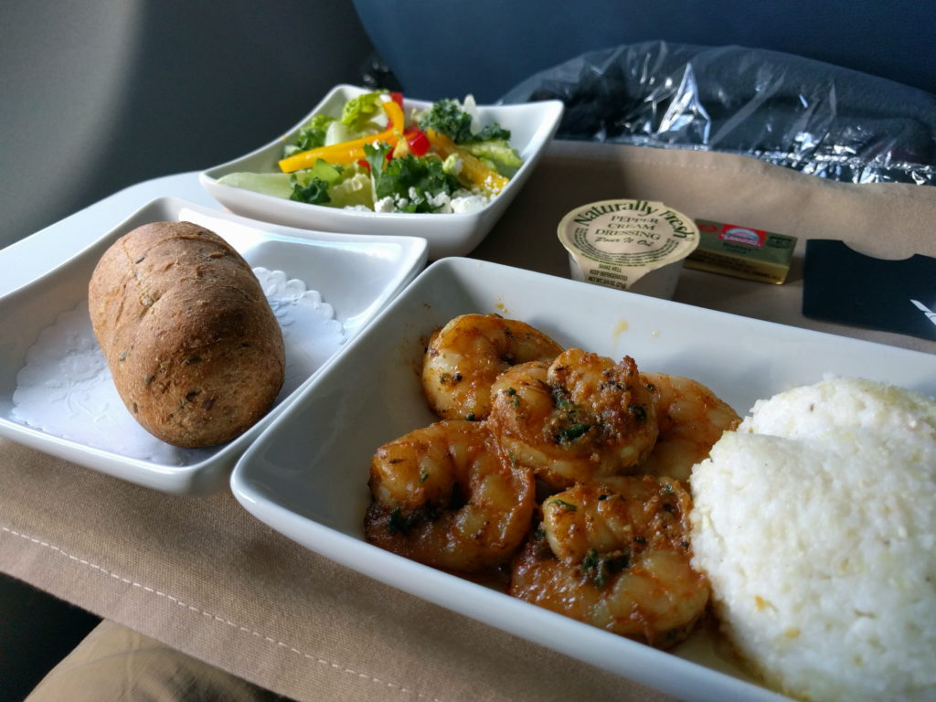 Getting to Chile with Award Travel on AA and Plane Review - CLT to DFW