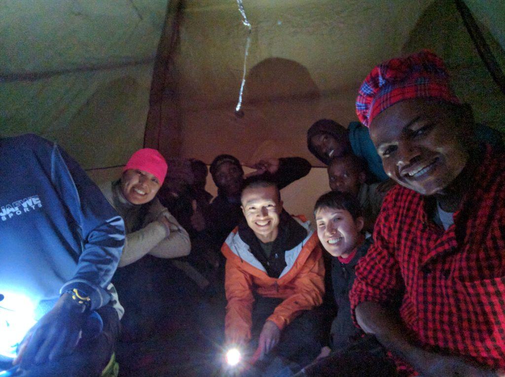 Climbing Mount Kilimanjaro Trip Report (Days 3-5) - Top Climbers Expedition