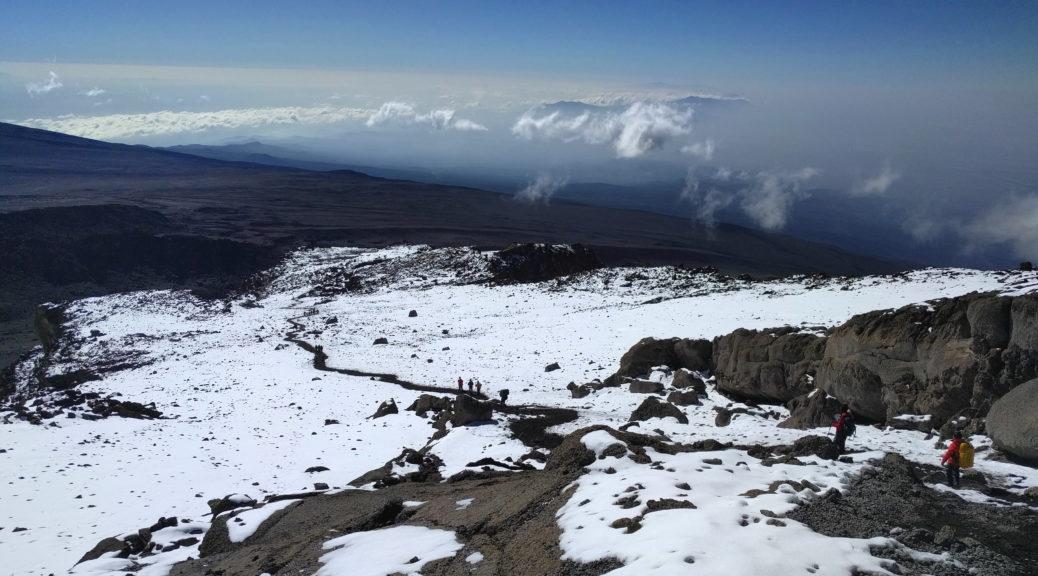 Tanzania Mount Kilimanjaro Hike Summit Day Hike to Barafu Camp Overview