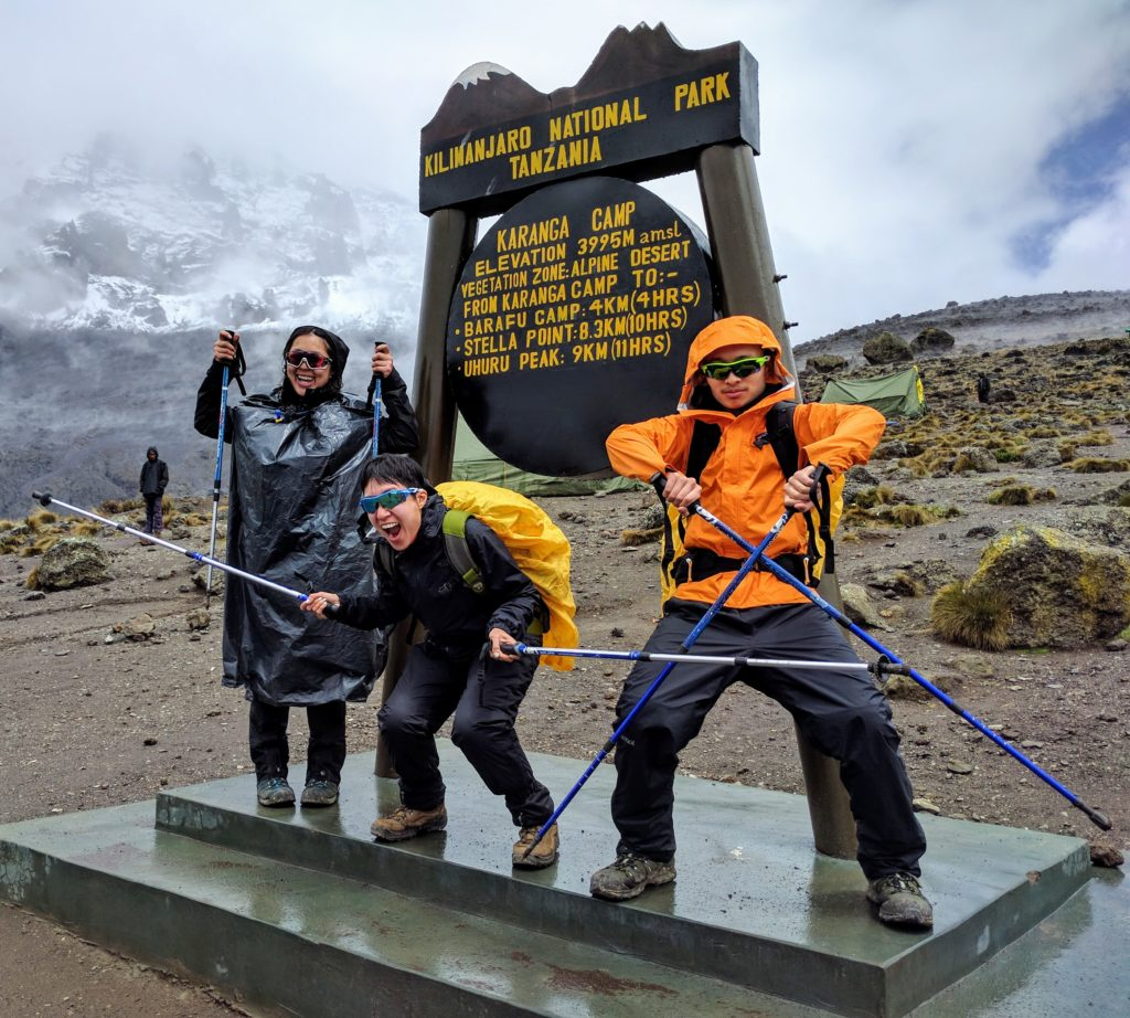 Climbing Mount Kilimanjaro Trip Report (Days 3-5) - Karanga Camp