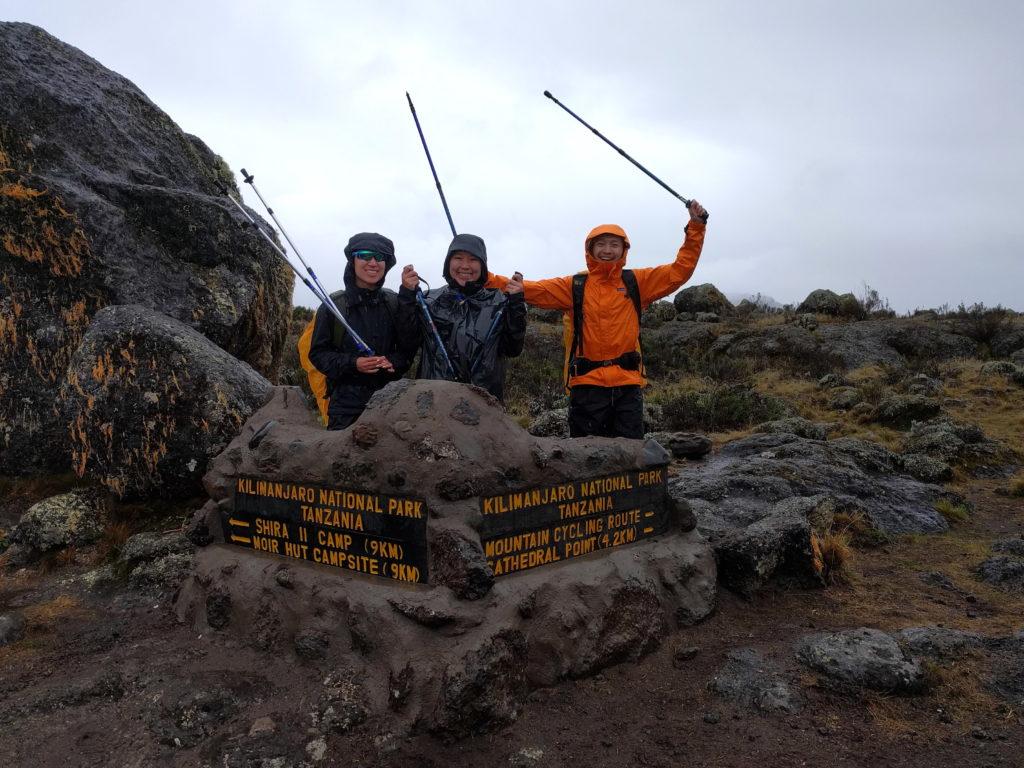 Climbing Mount Kilimanjaro Trip Report (Days 3-5)