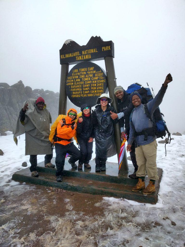 Climbing Mount Kilimanjaro Trip Report (Days 3-5) - Lava Tower Camp