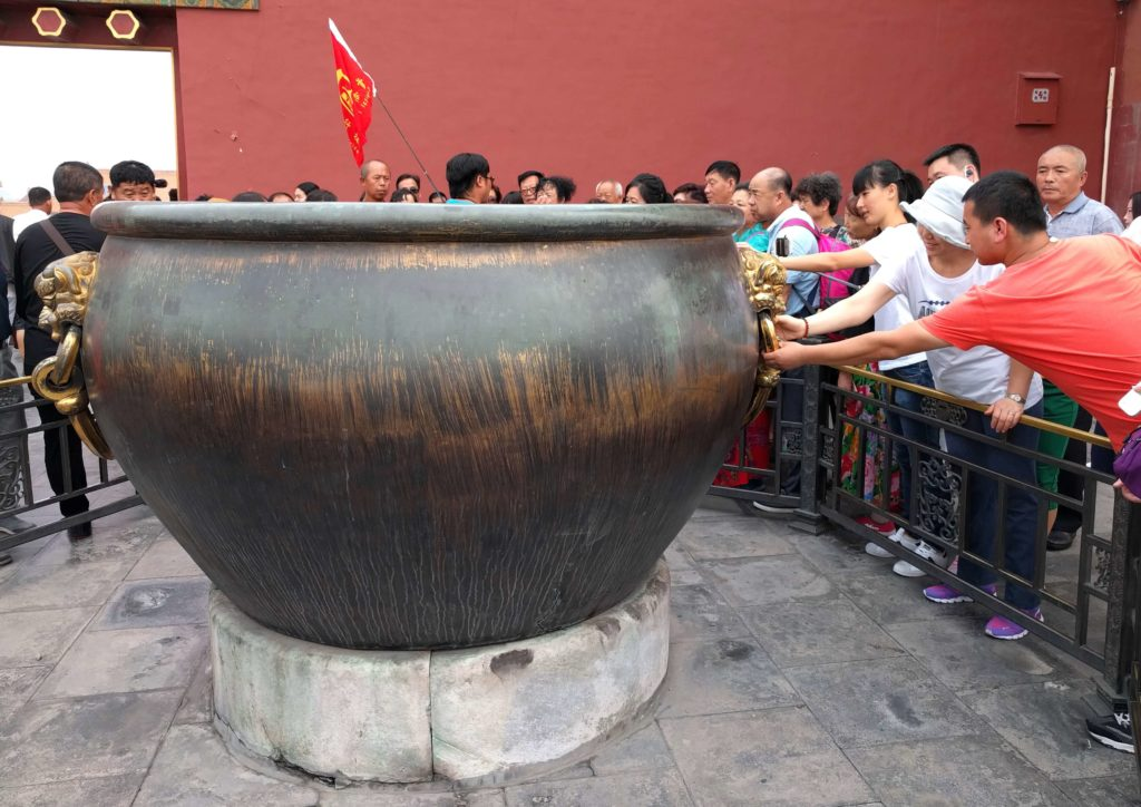 Quick One Day Layover in Beijing, China - Forbidden City