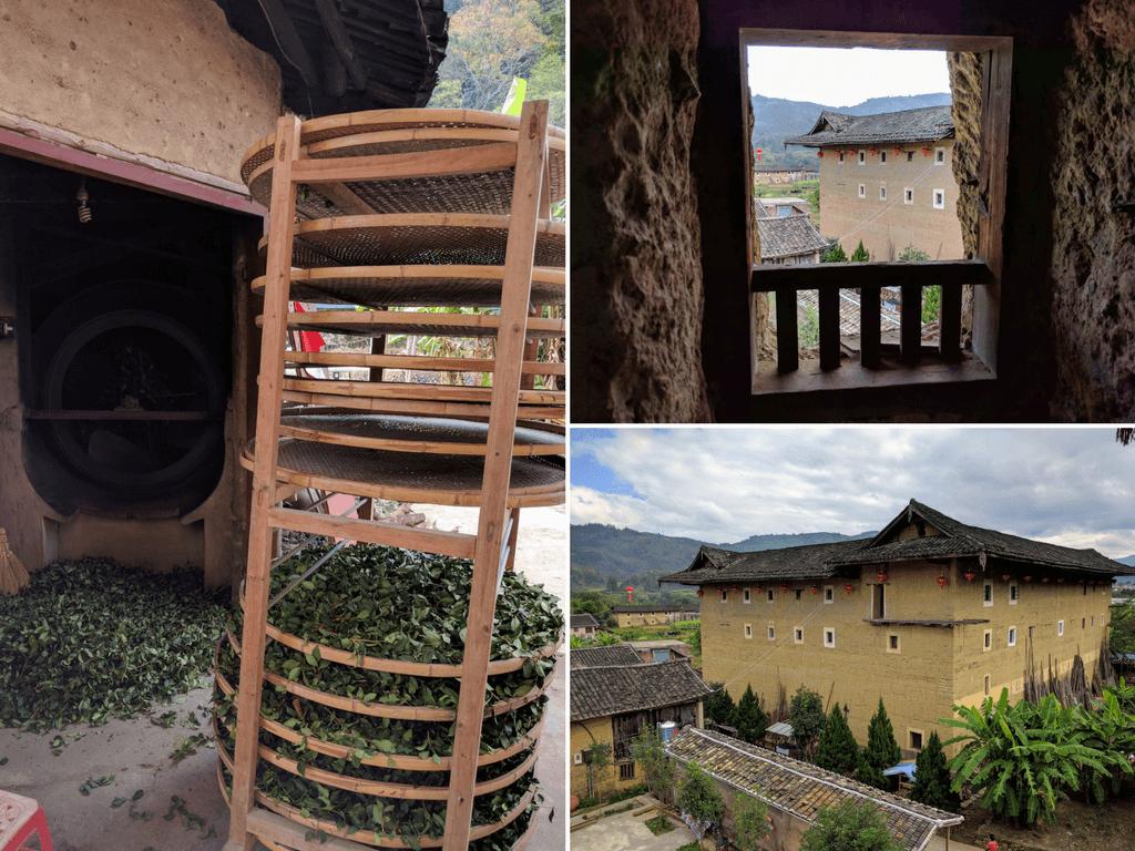 In Search of Tulou Day Trip - Fujian Tulou China