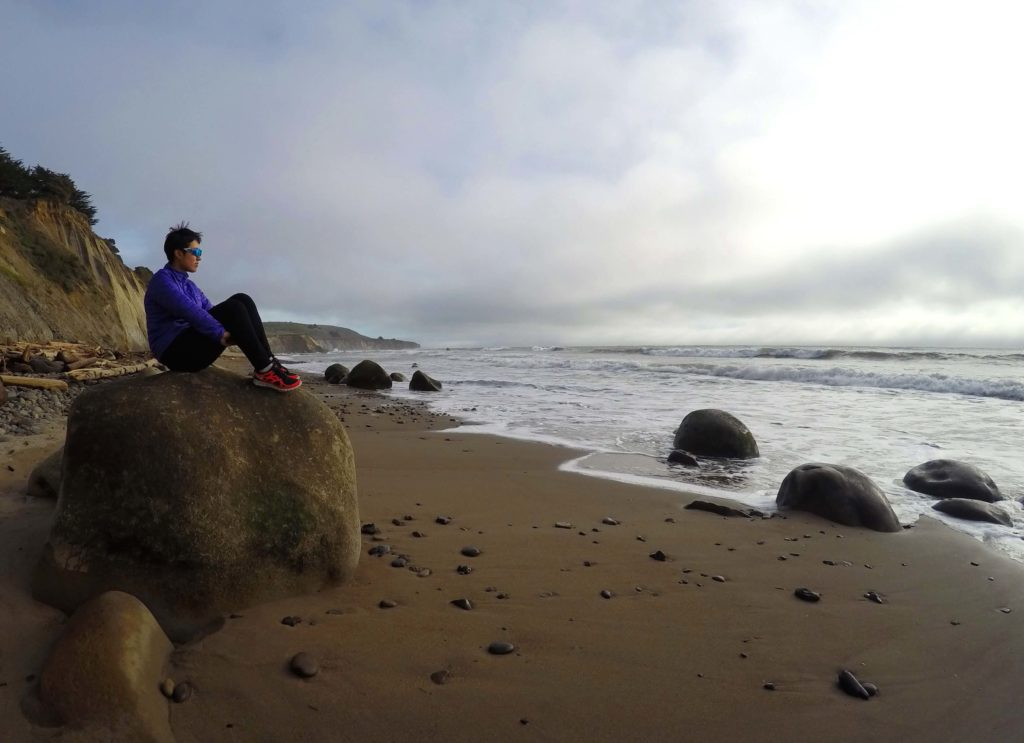 Things To Do For Weekend Along Mendocino Coast - Bowling Ball Beach