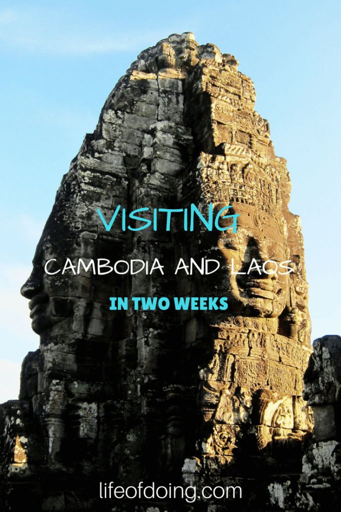 How to Travel to Cambodia and Laos in 2 Weeks