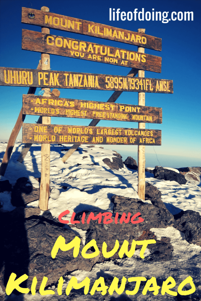 Why Mount Kilimanjaro Hike is Awesome and Challenging