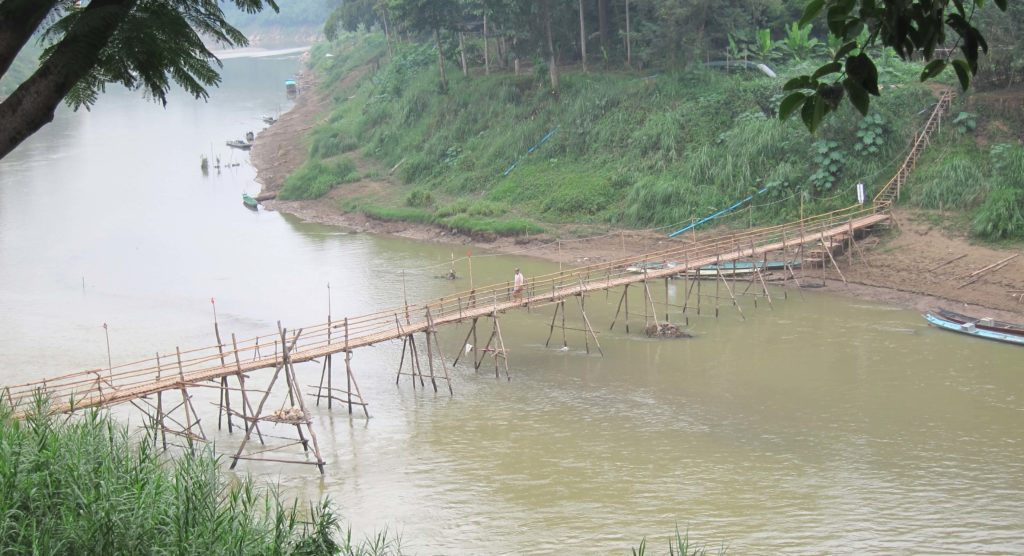 Top 8 Reasons To Visit Luang Prabang, Laos Now - Bamboo Bridge Overview