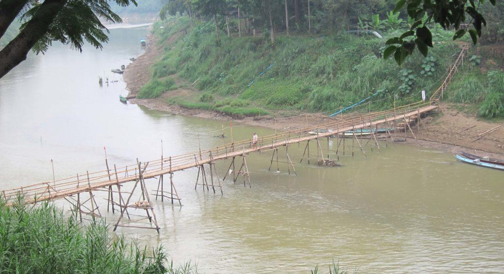 Top 8 Reasons To Visit Luang Prabang, Laos Now - Bamboo Bridge Overview