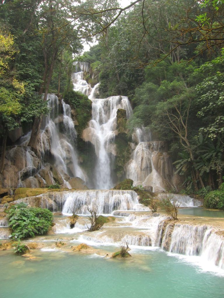 Top 8 Reasons To Visit Luang Prabang, Laos Now - Kuang Si Waterfalls