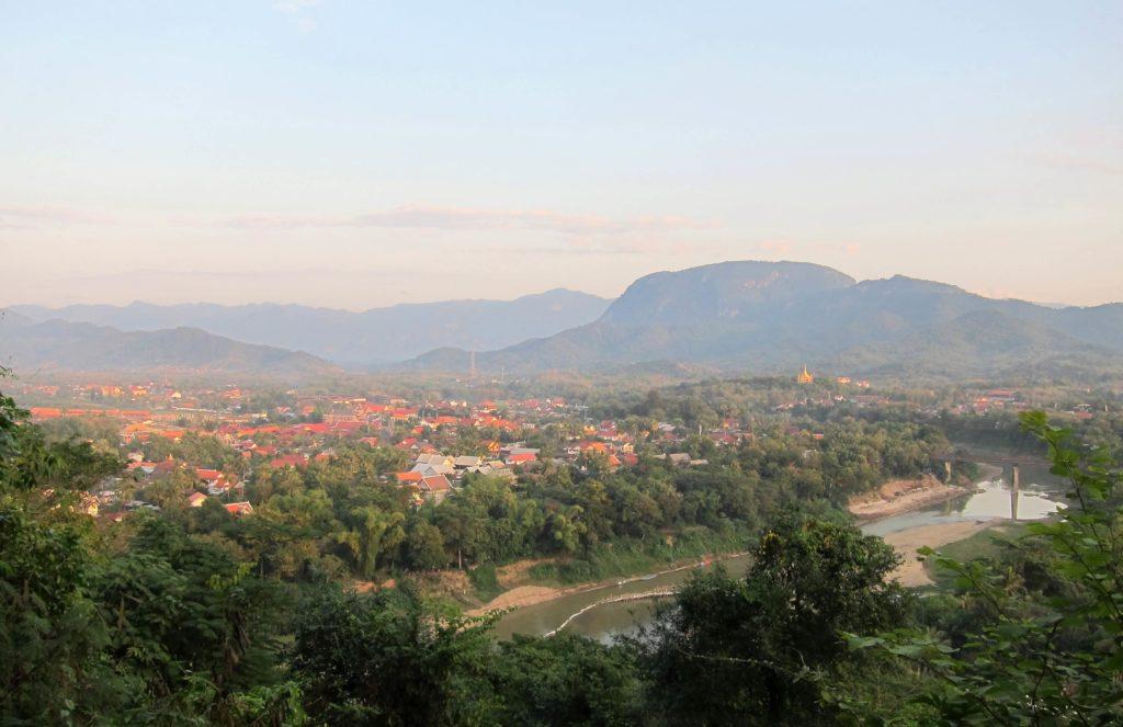 Top 8 Reasons To Visit Luang Prabang, Laos Now - Mount Phousi Sunset