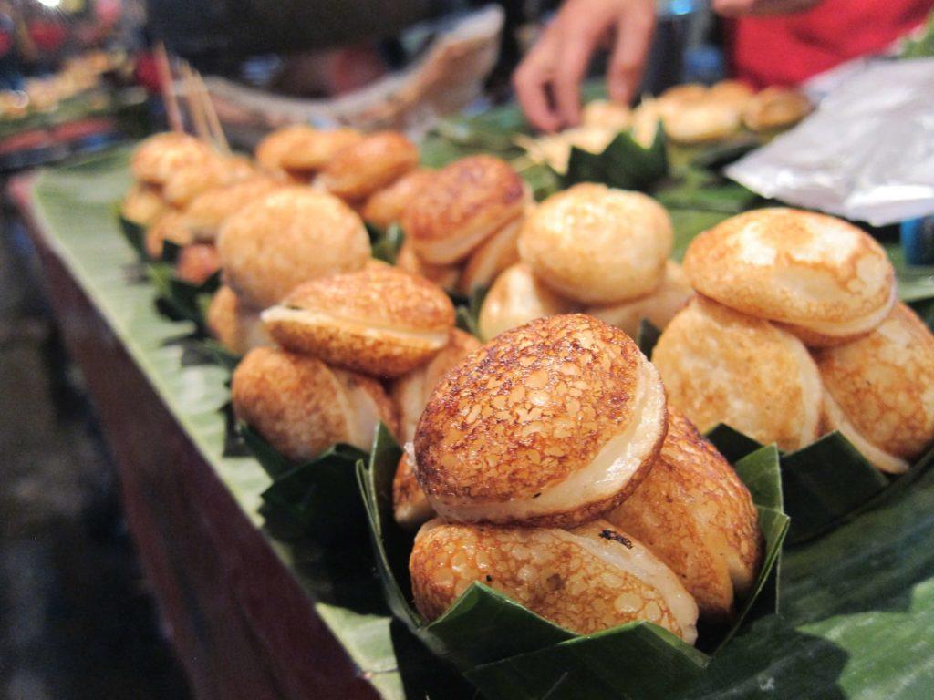 Top 8 Reasons To Visit Luang Prabang, Laos Now - Night Market Coconut Cake