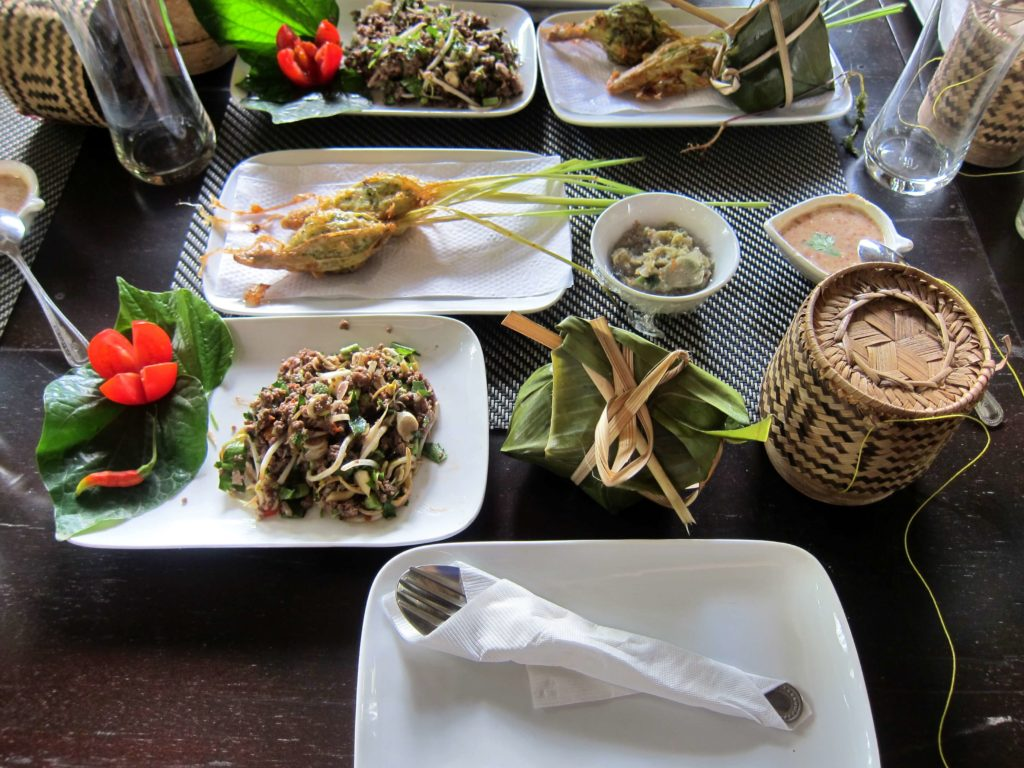 Top 8 Reasons To Visit Luang Prabang, Laos Now - Tamarind Restaurant Cooking Class