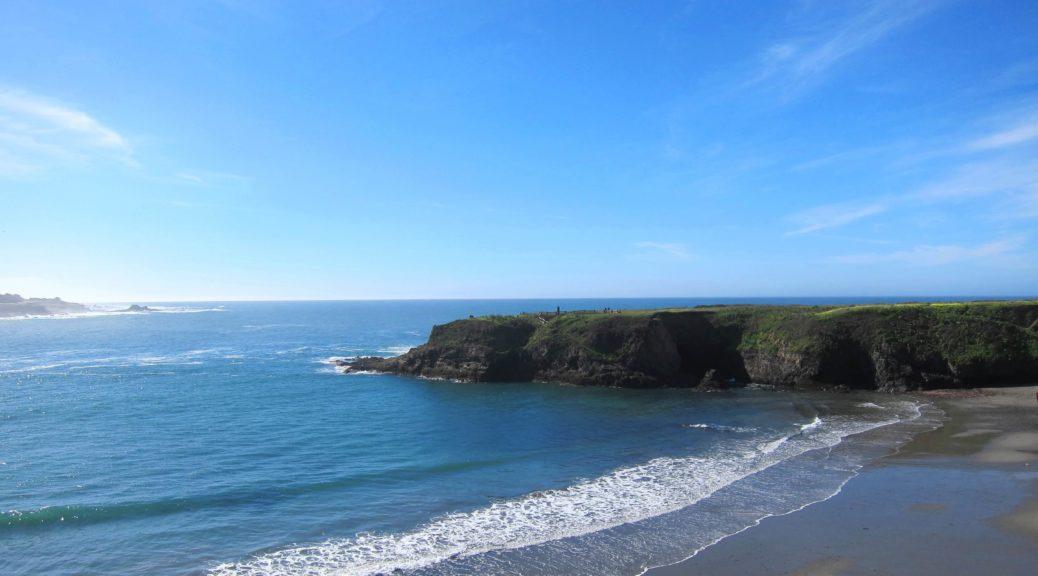 Mendocino, California Ocean