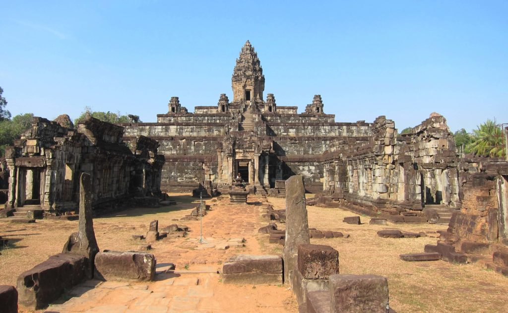 3 Days of Temples Galore in Siem Reap, Cambodia - Bakong