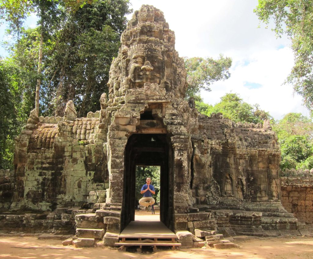 3 Days of Temples Galore in Siem Reap, Cambodia - Banteay Kdei