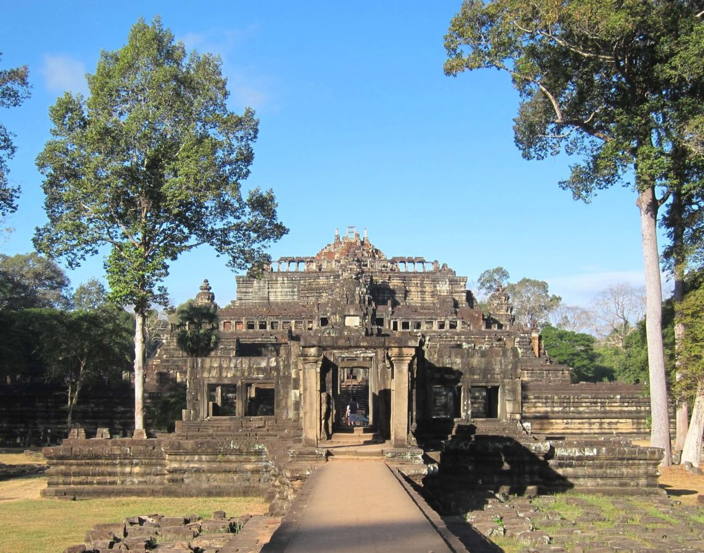 3 Days of Temples Galore in Siem Reap, Cambodia - Baphoun
