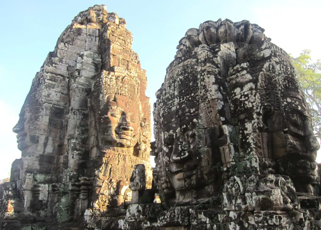 3 Days of Temples Galore in Siem Reap, Cambodia - Bayon Overview