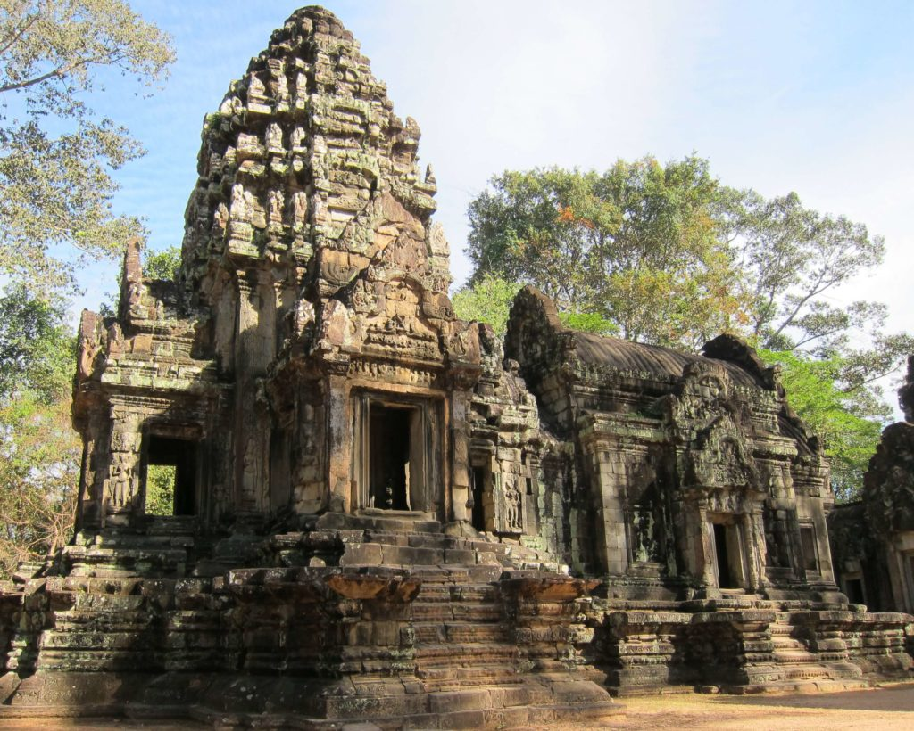 3 Days of Temples Galore in Siem Reap, Cambodia - Chao Say Tevoda