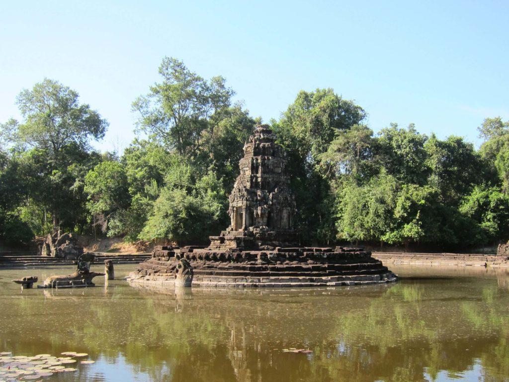 3 Days of Temples Galore in Siem Reap, Cambodia - Neak Poan