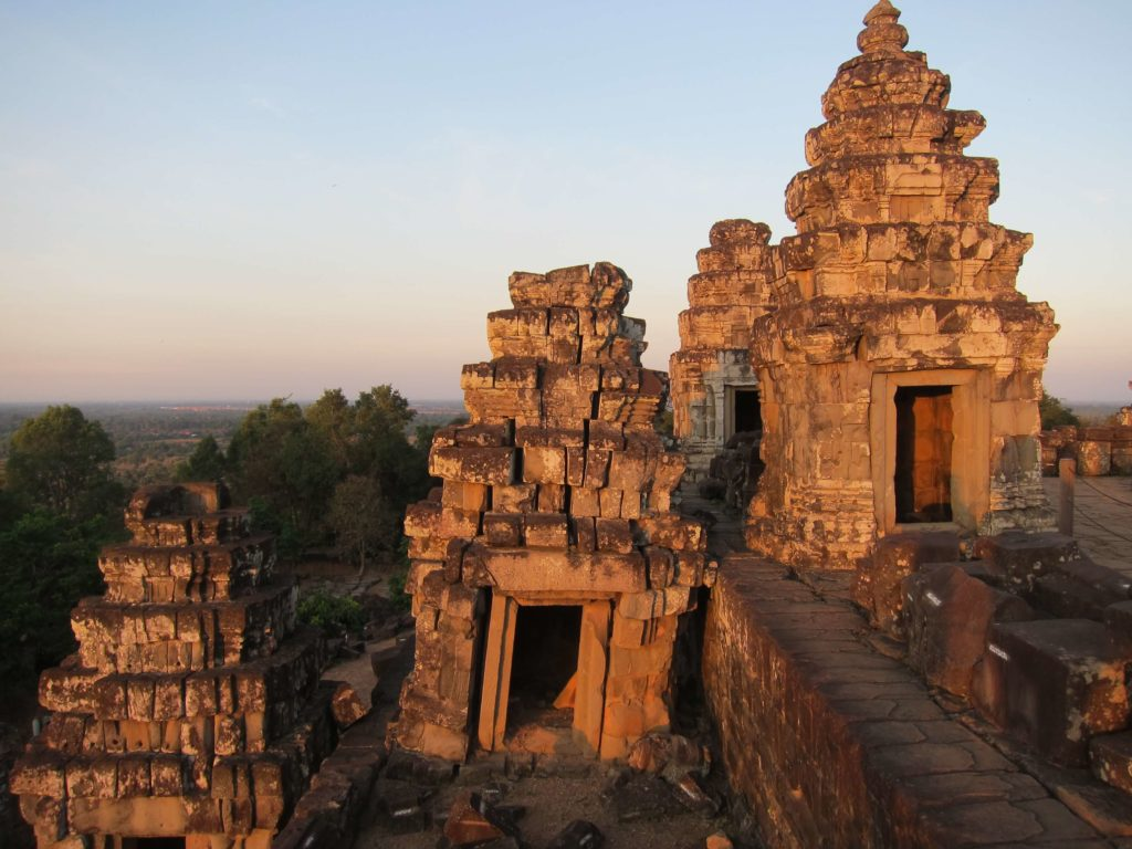 3 Days of Temples Galore in Siem Reap, Cambodia - Phnom Bakheng