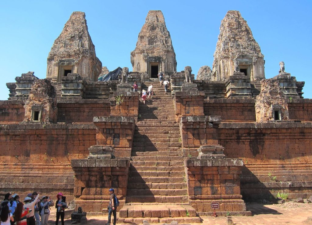 3 Days of Temples Galore in Siem Reap, Cambodia - Pre Rup