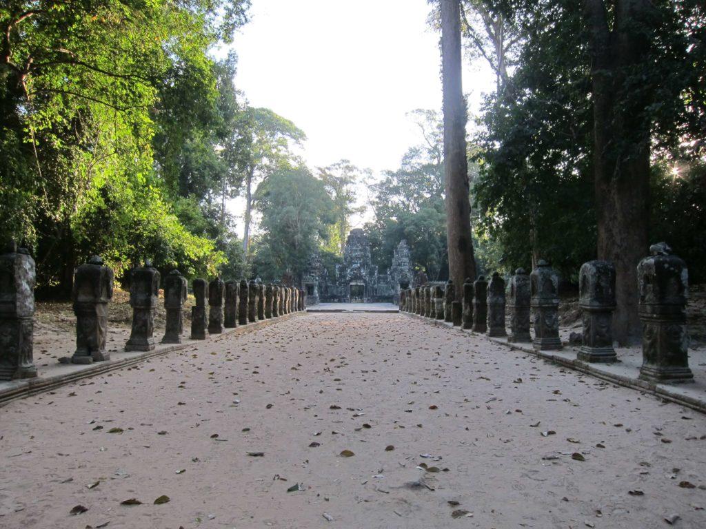 3 Days of Temples Galore in Siem Reap, Cambodia - Preah Khan