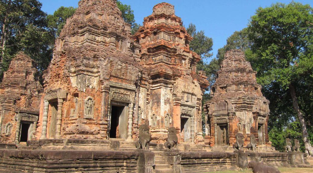 Siem Reap, Cambodia Preah Ko Overview