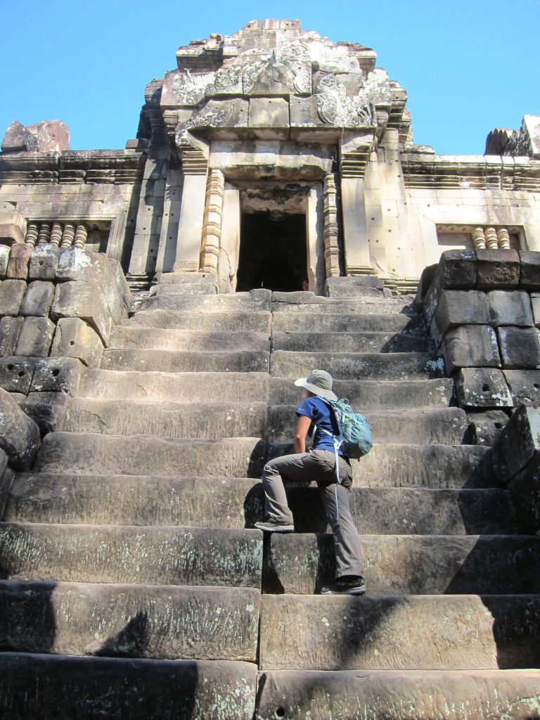 3 Days of Temples Galore in Siem Reap, Cambodia - Ta Keo