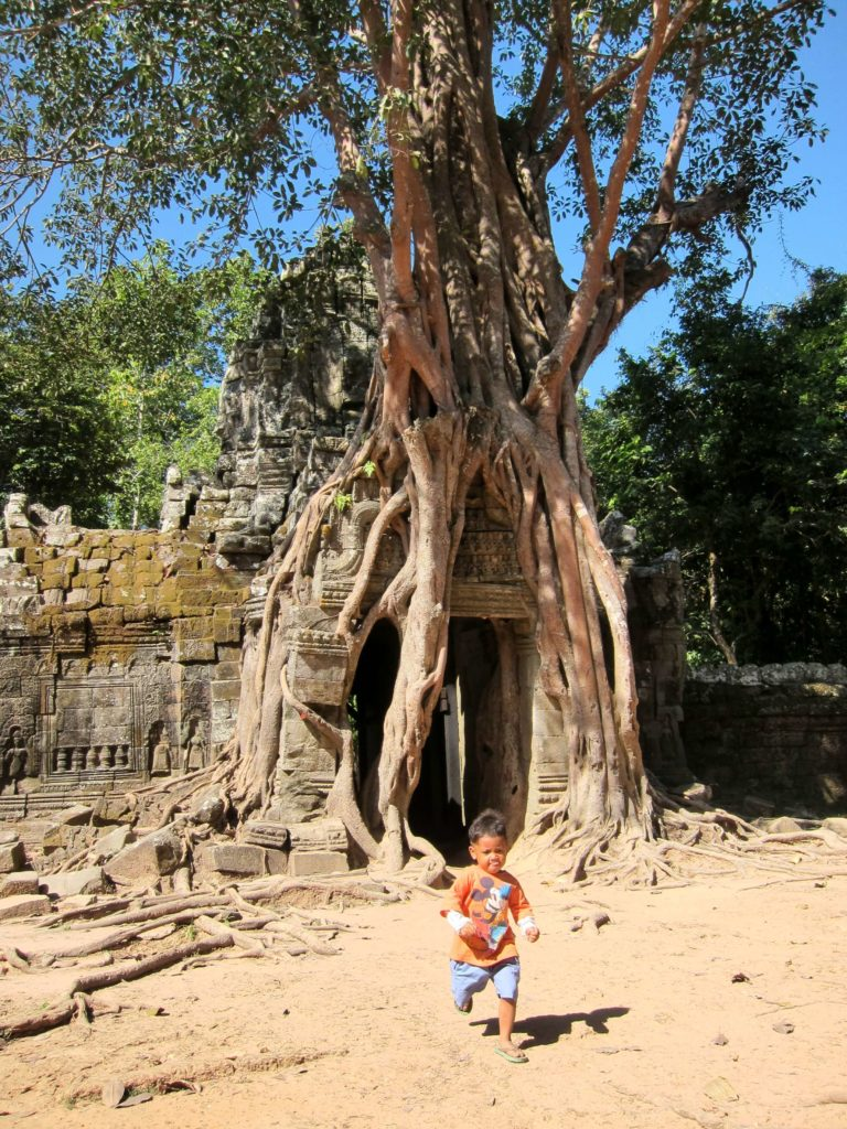 3 Days of Temples Galore in Siem Reap, Cambodia - Ta Som Tree