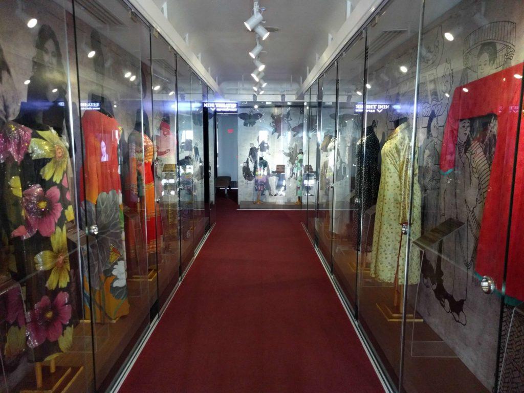 Visiting Saigon Skydeck in Bitexco Financial Tower - Ao Dai Museum