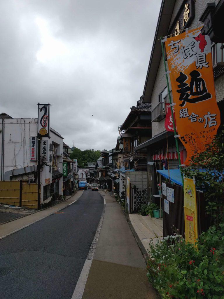 Visit Narita for a Layover in Japan - Omotesando Street