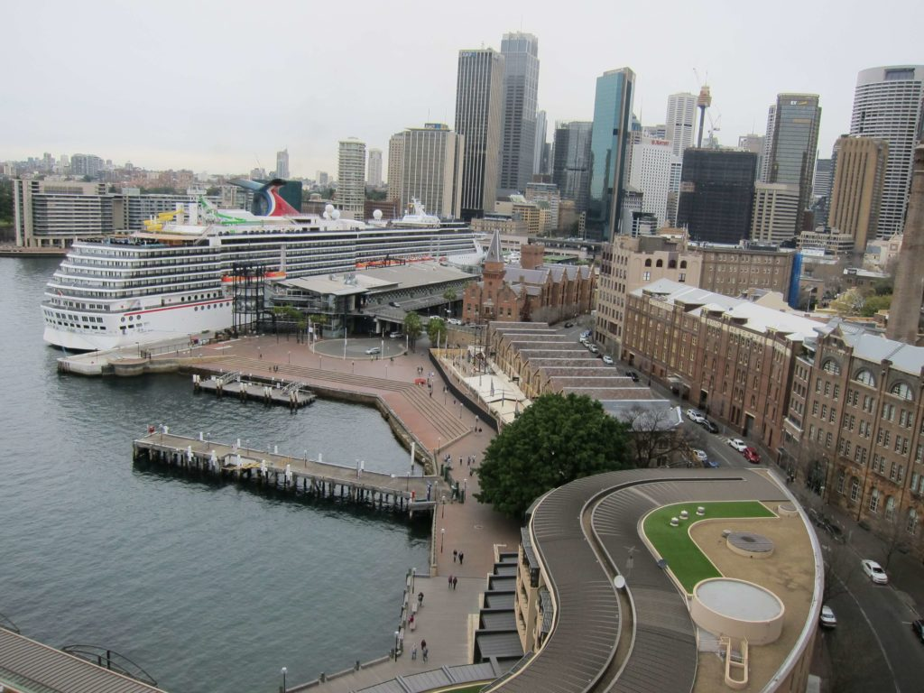How To Explore Sydney During A 12 Hour Layover - Circular Quay
