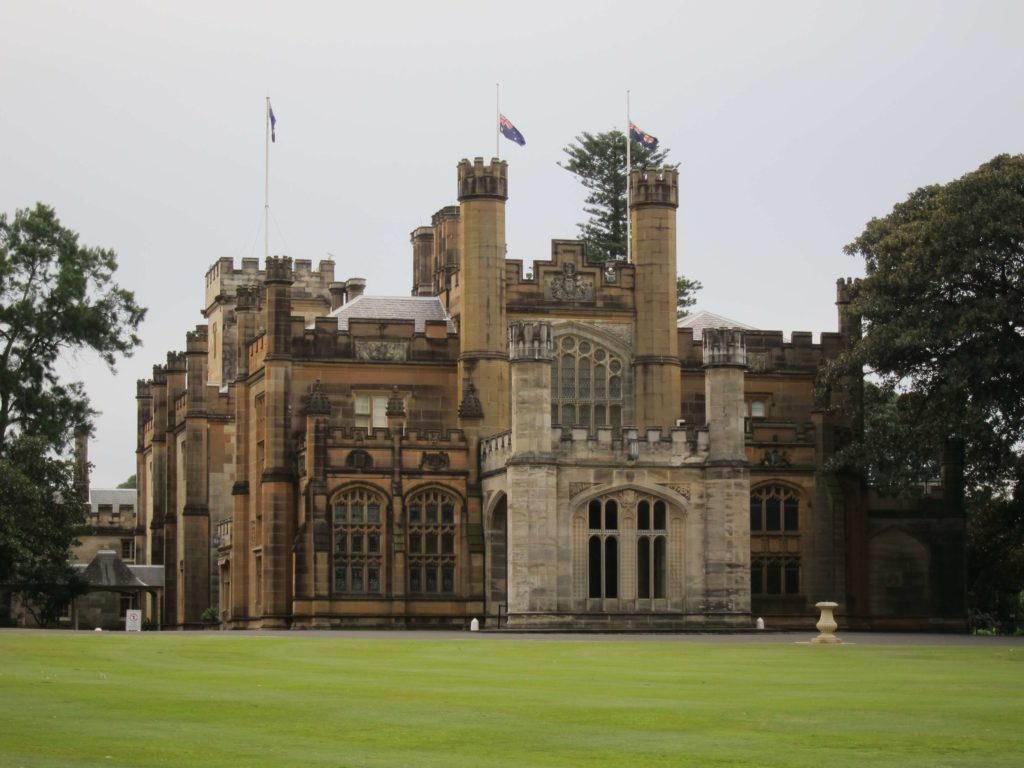 How To Explore Sydney During A 12 Hour Layover - Royal Botanic Gardens Government House