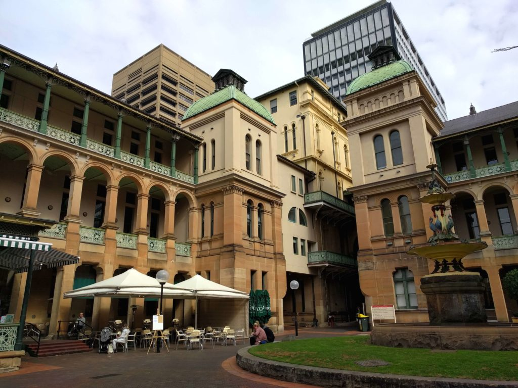 How To Explore Sydney During A 12 Hour Layover - Sydney Hospital