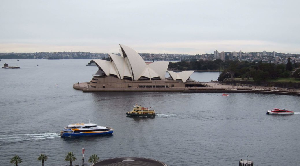How To Explore Sydney During A 12 Hour Layover - Sydney Opera House