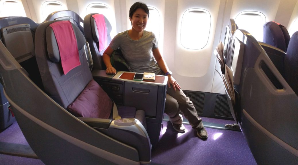 Flight Review: Thai Airways SGN to BKK and BKK to SYD