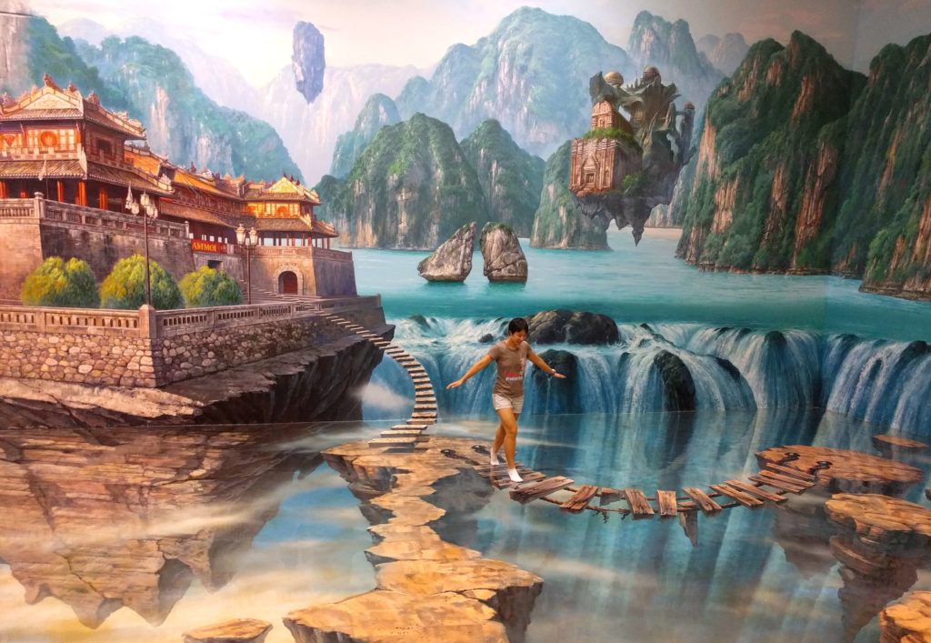 Fun Day at Artinus 3D Art Museum in Ho Chi Minh City