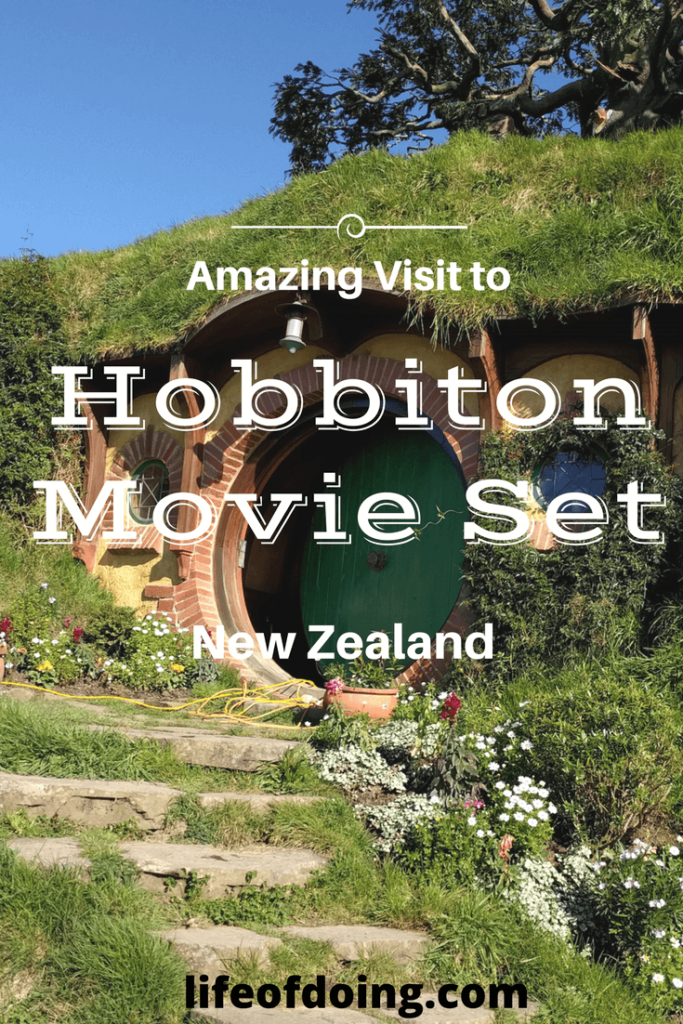 Amazing Visit to Hobbiton Movie Set in New Zealand