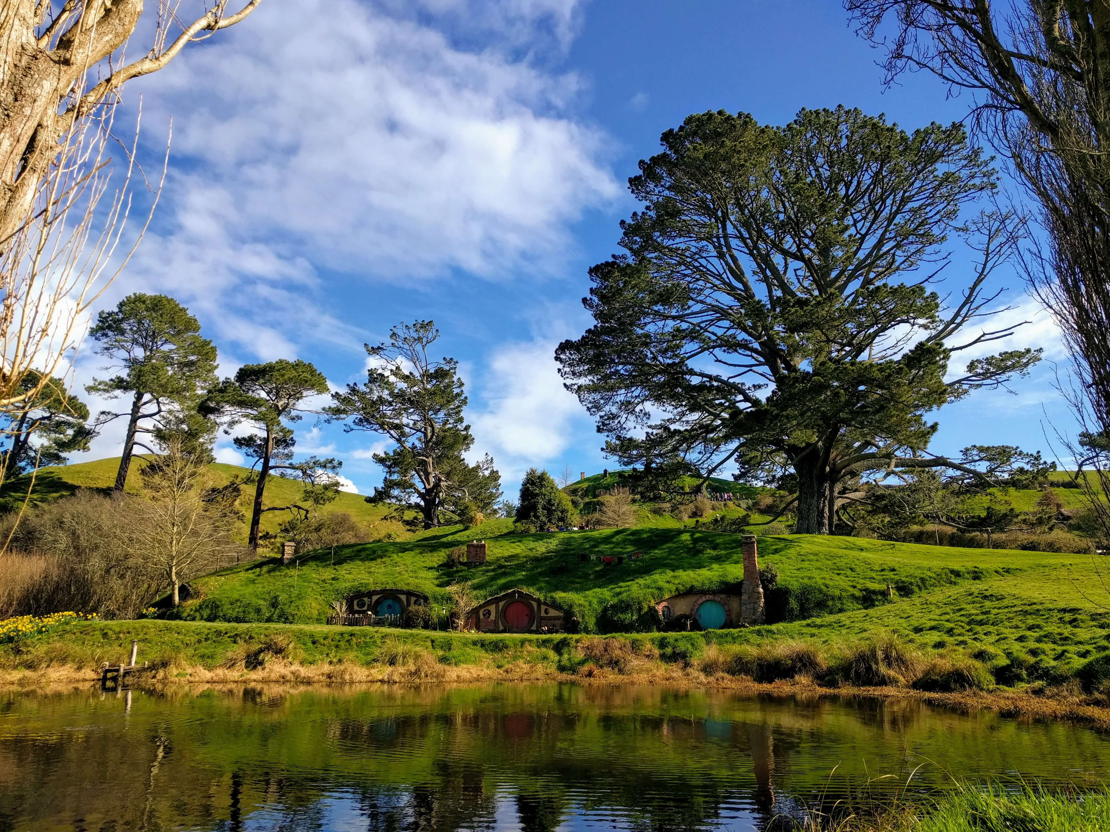 Visit Lord Of The Rings Set New Zealand