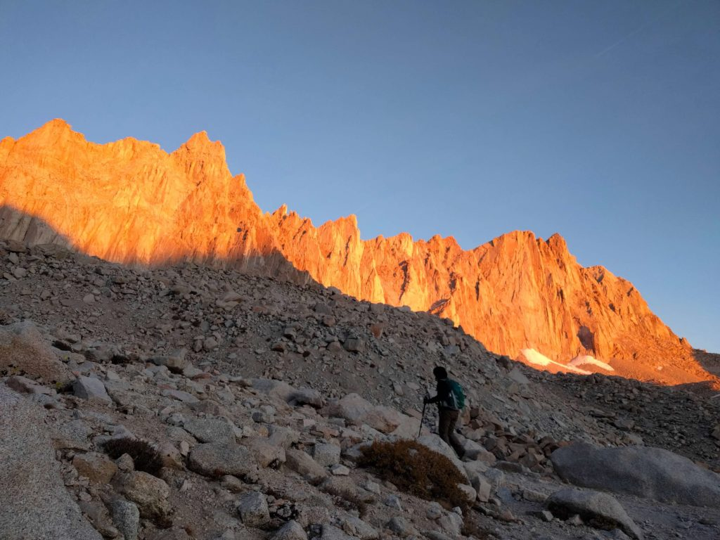 We Hiked Mount Whitney in One Day and Survived - 99 Switchback