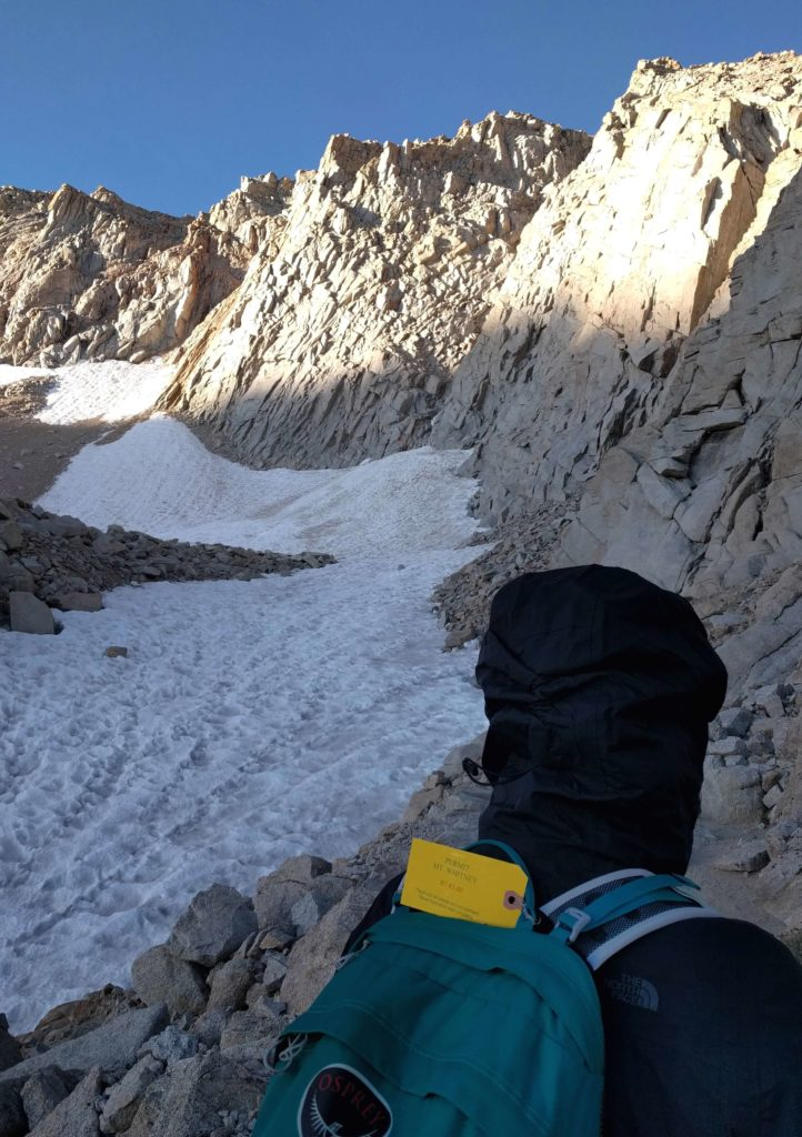 We Hiked Mount Whitney in One Day and Survived - Daypack Permit