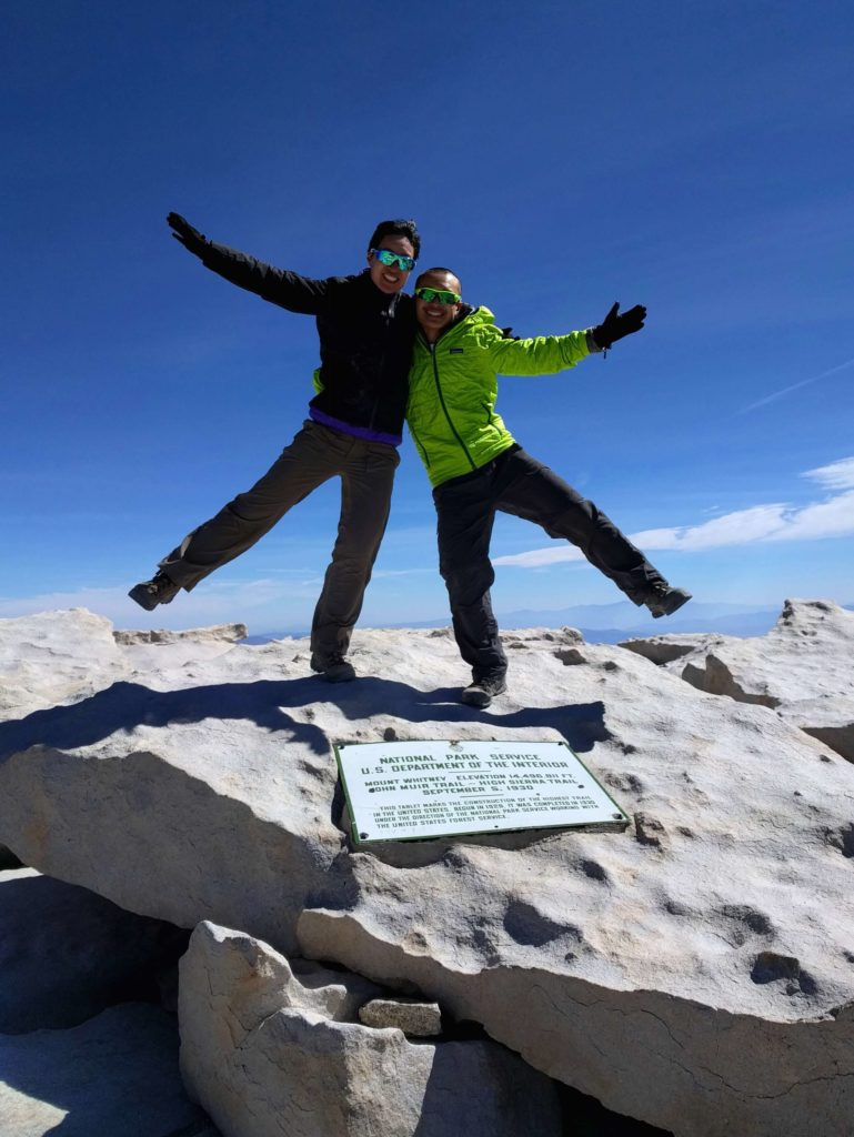 We Hiked Mount Whitney in One Day and Survived - Summit