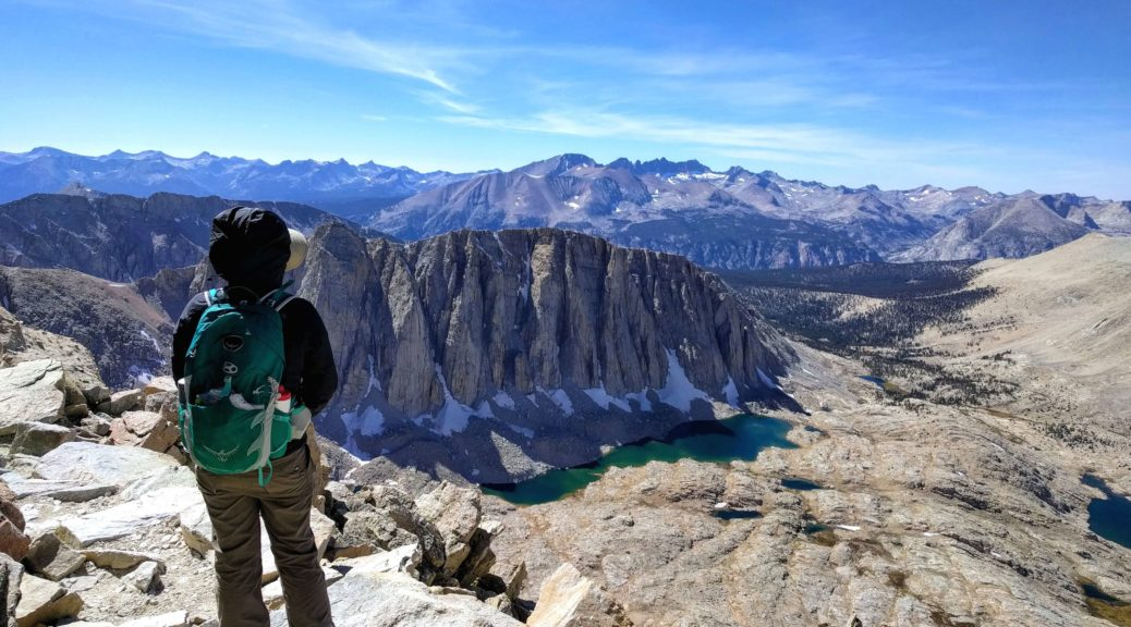 We Hiked Mount Whitney in One Day and Survived - Trail Crest