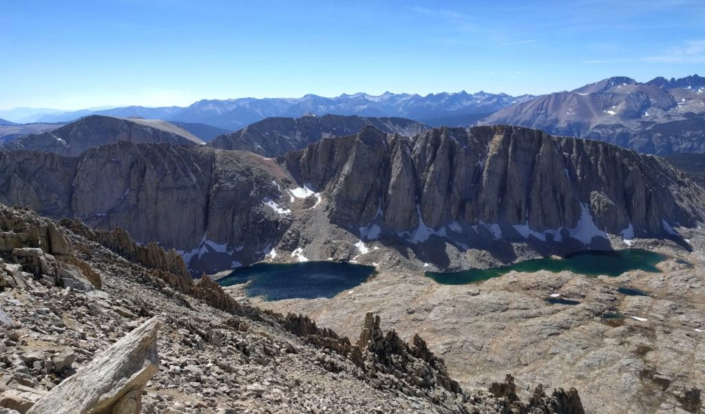 We Hiked Mount Whitney in One Day and Survived - Guitar Lake