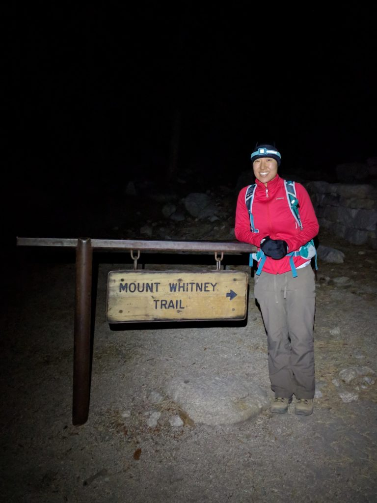 We Hiked Mount Whitney in One Day and Survived - Trail Sign