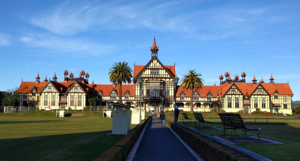 Two Days in Rotorua, New Zealand - Government Gardens