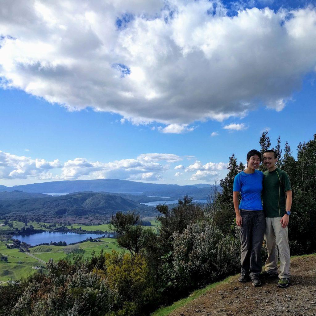 Two Days in Rotorua, New Zealand - Rainbow Mountain Summit