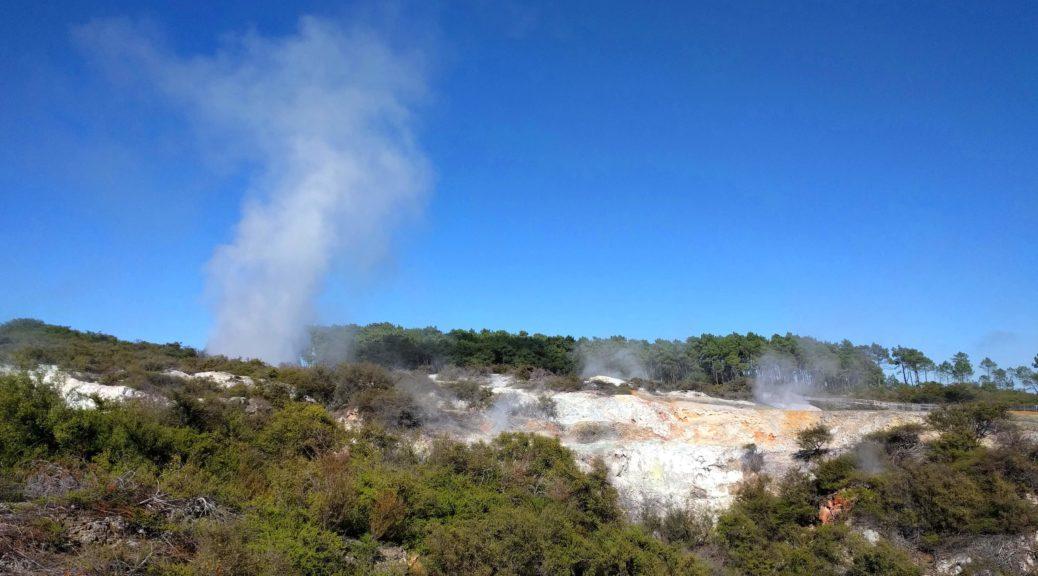 Two Days in Rotorua, New Zealand - Wai-O-Tapu Thermal Wonderland